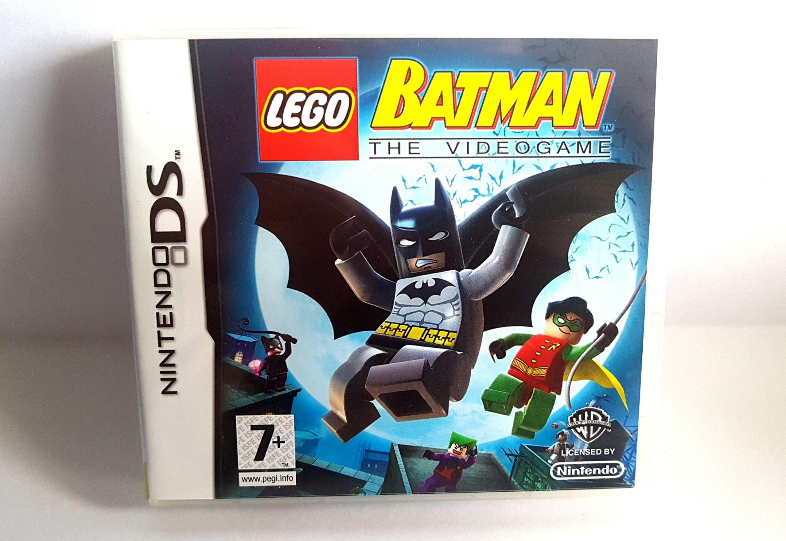 Lego Batman Pierwsza Część Jak Nowa Sklep 6763203183