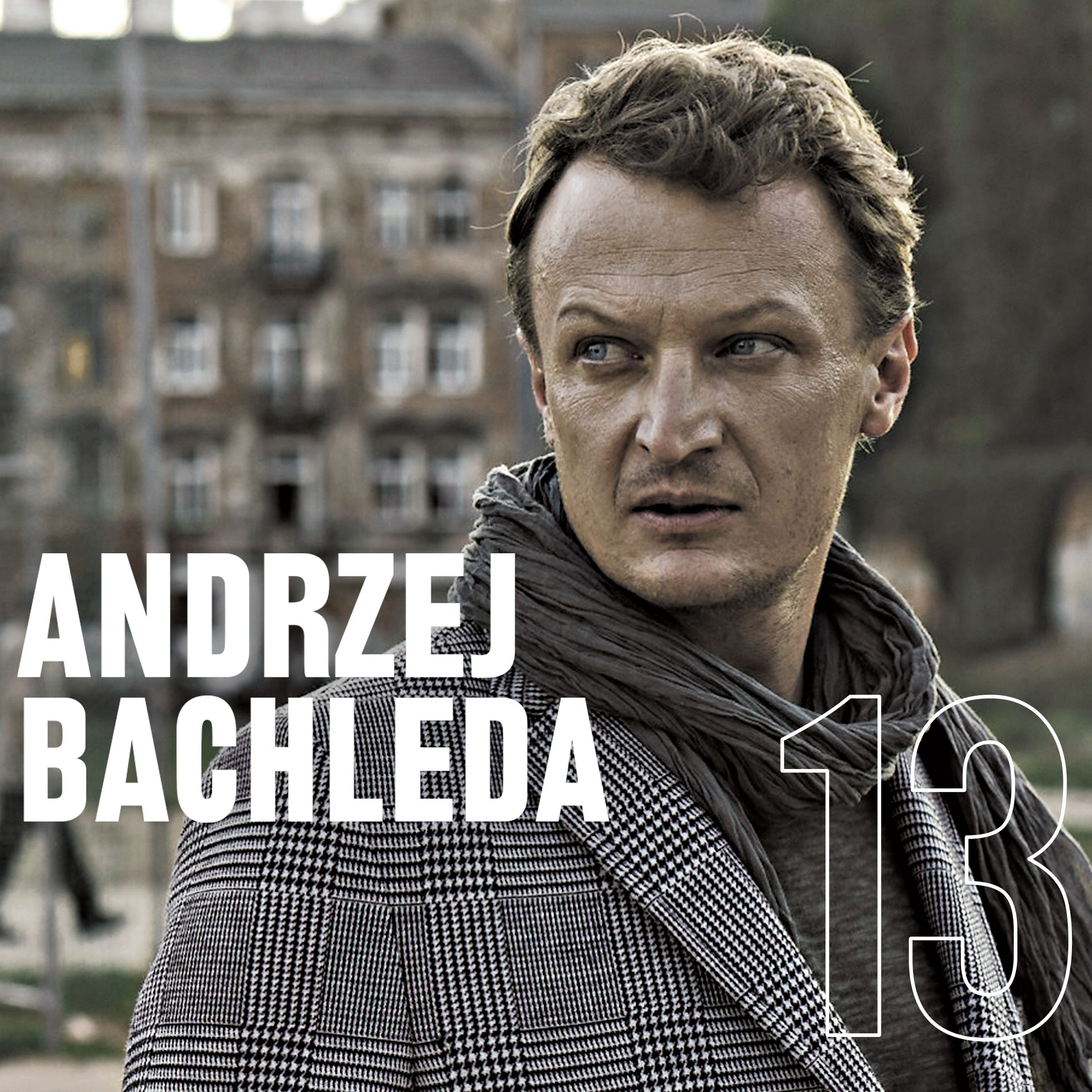 Andrzej Bachleda 13 Płyta CD digipack