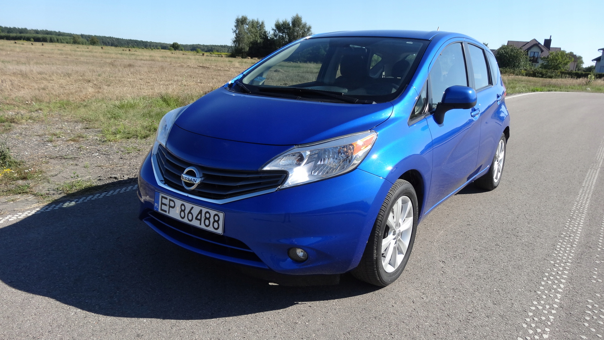 NISSAN NOTE II 1.6 2014r AUTOMAT