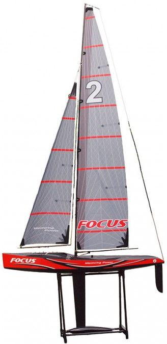 Żaglówka Focus II RTR 2.4GHz, 4CH,W 2042mm,D 995mm