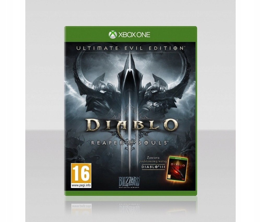 Diablo 3 Ultimate Evil Edition PL Xbox ONE