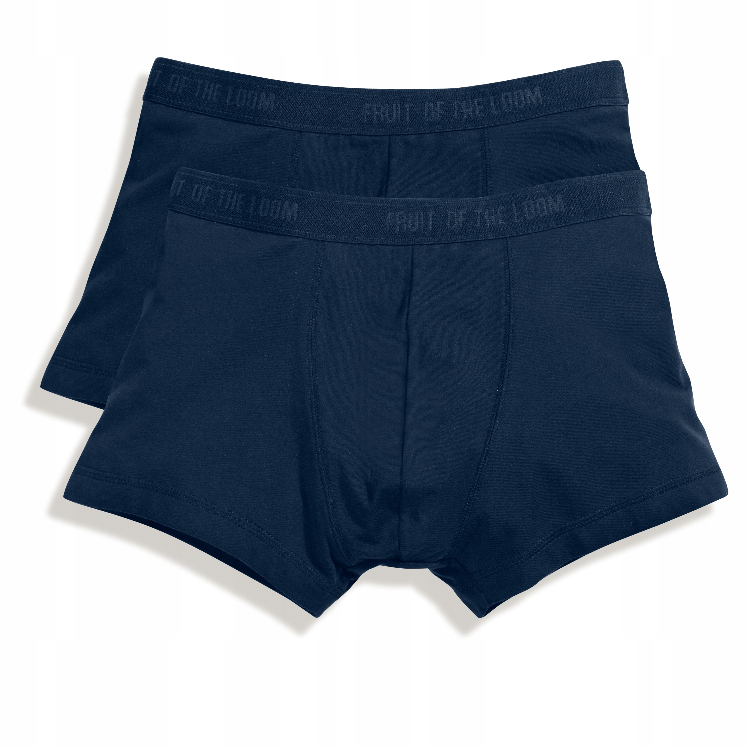 BOKSERKI MĘSKIE FRUIT OF THE LOOM CLASSIC NAVY L
