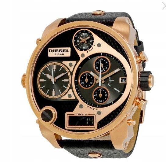 Zegarek Męski DIESEL BIG DADDY DZ-7261 j.nowy