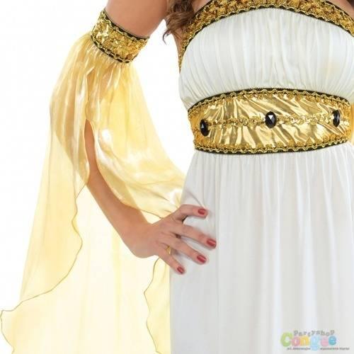 6bd4e3cb0d Kostium Grecka Rzymska Bogini strój na karnawał XL - 7675809254 ...