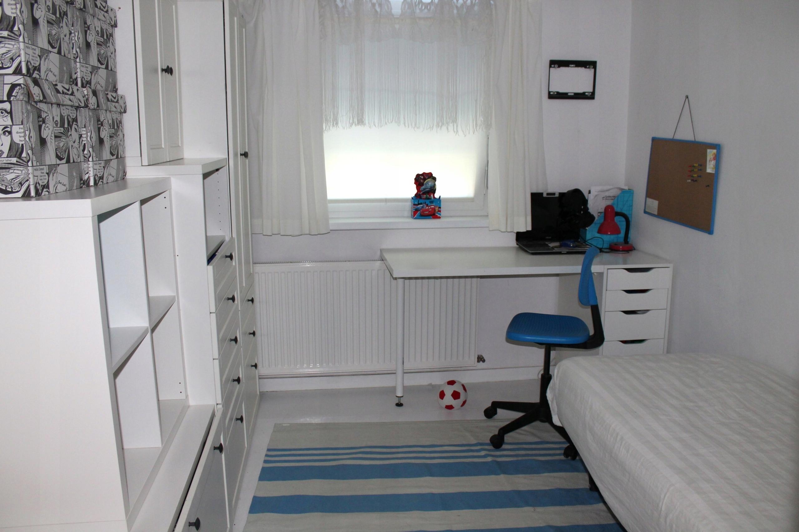Meble Młodzieżowe Ikea łóżko Biurko Szafa Krzesło