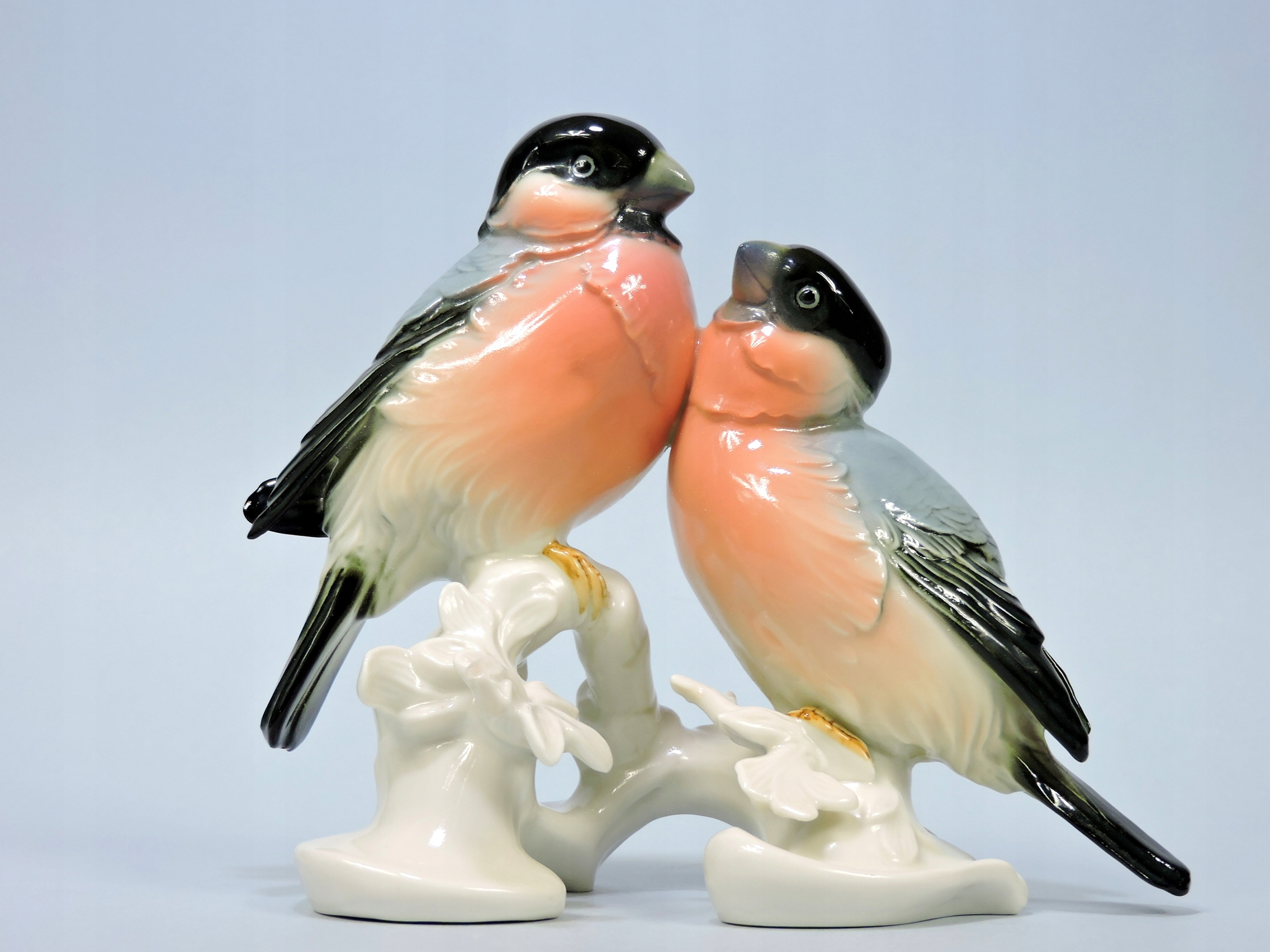 Figurka Ptak Gil 2 Gile Ens 6818 Antyk 1920 30 7355028058