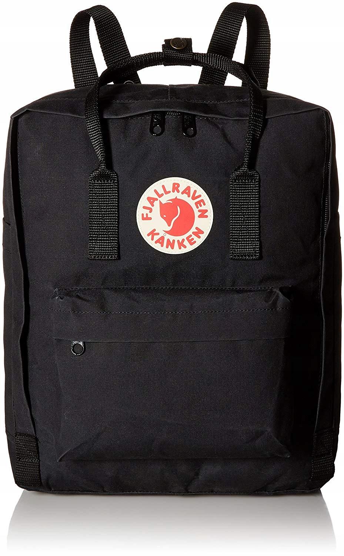 wylot online wiele modnych kupować nowe Plecak Fjallraven Kanken F23510 Black 550