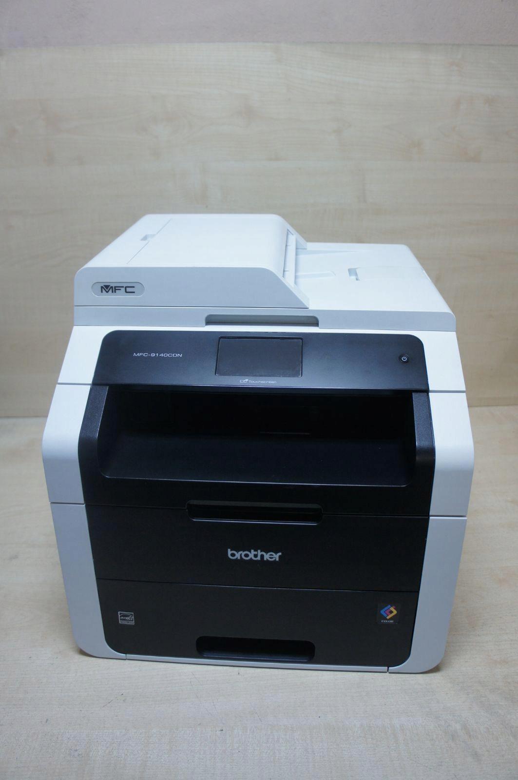 BROTHER MFC-9140CDN LAN DRIVER WINDOWS XP