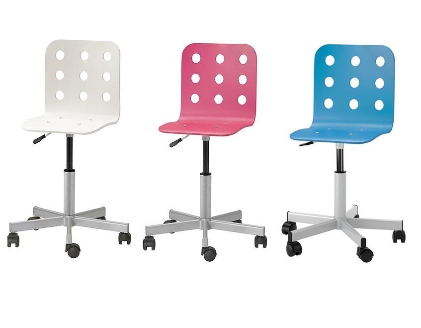 Ikea Jules Krzesło Biurowe Obrotowe Fotel 7055397981 Oficjalne