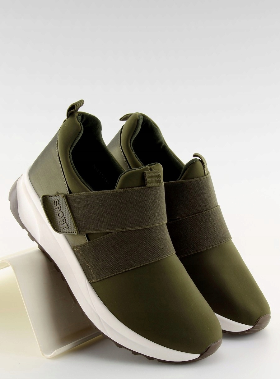 7db6371efd77f1 Obuwie sportowe damskie zielone buty damskie - 7588863040 ...