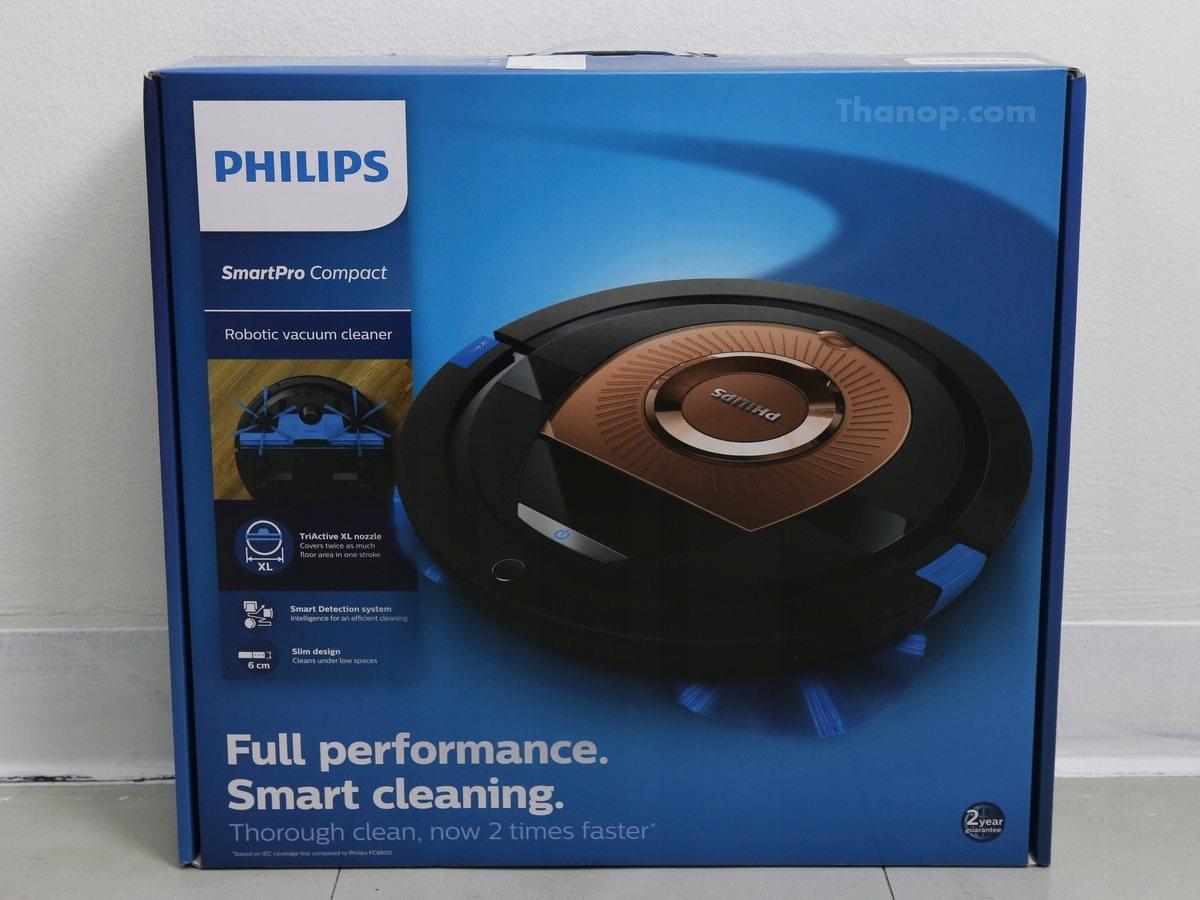 Philips Smartpro Compact Fc87761 Odkurzacz Robot 7461858844