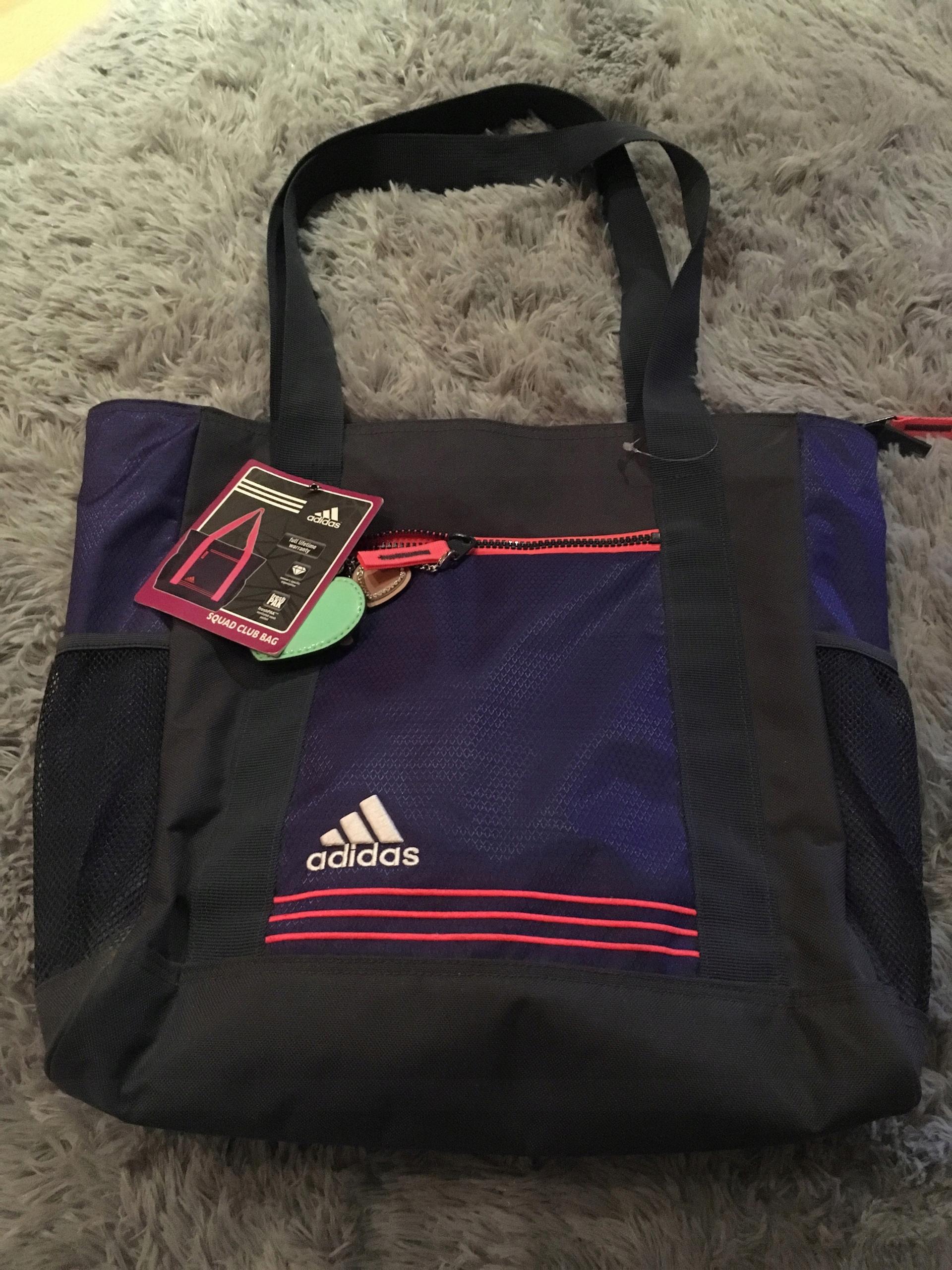 b2e4302f2142 miejska torba adidas squad club bag - 7541768765 - oficjalne ...