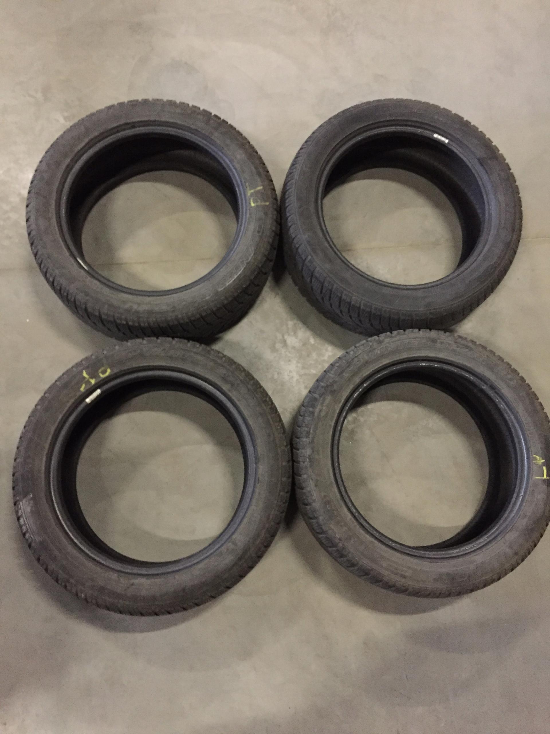 Opony Zimowe Dunlop Winter Sport 3d2255017 7mm