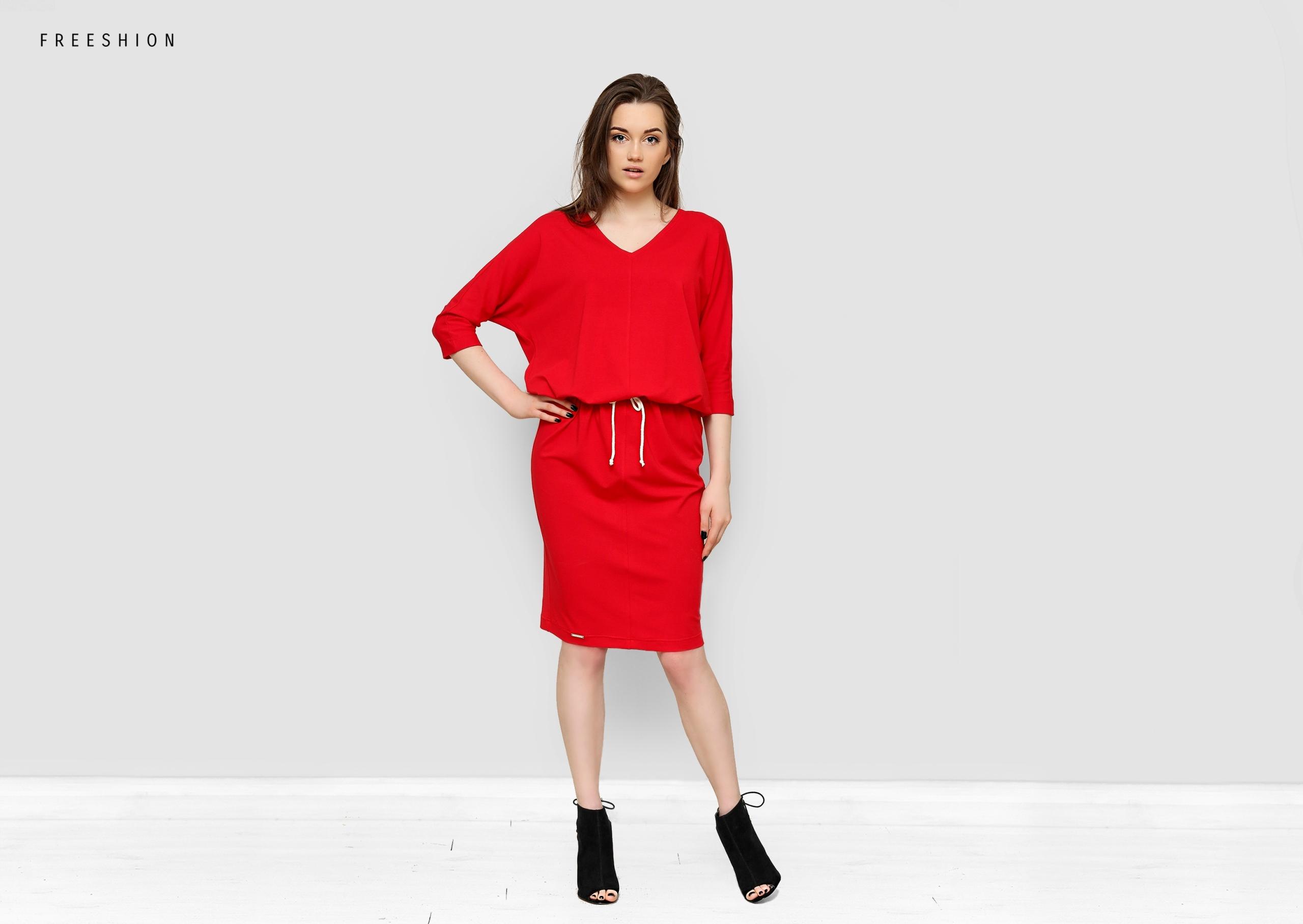 23bf76df65 sukienka oversize M
