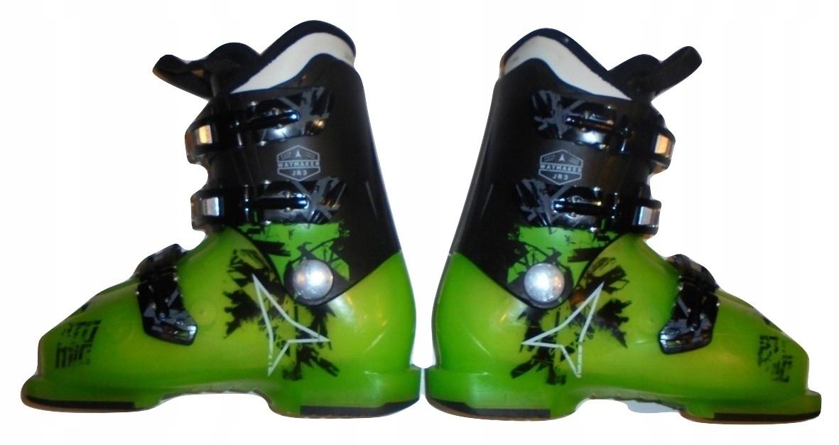 Buty narciarskie ATOMIC WAYMAKER JR3 roz 23,0 (36)