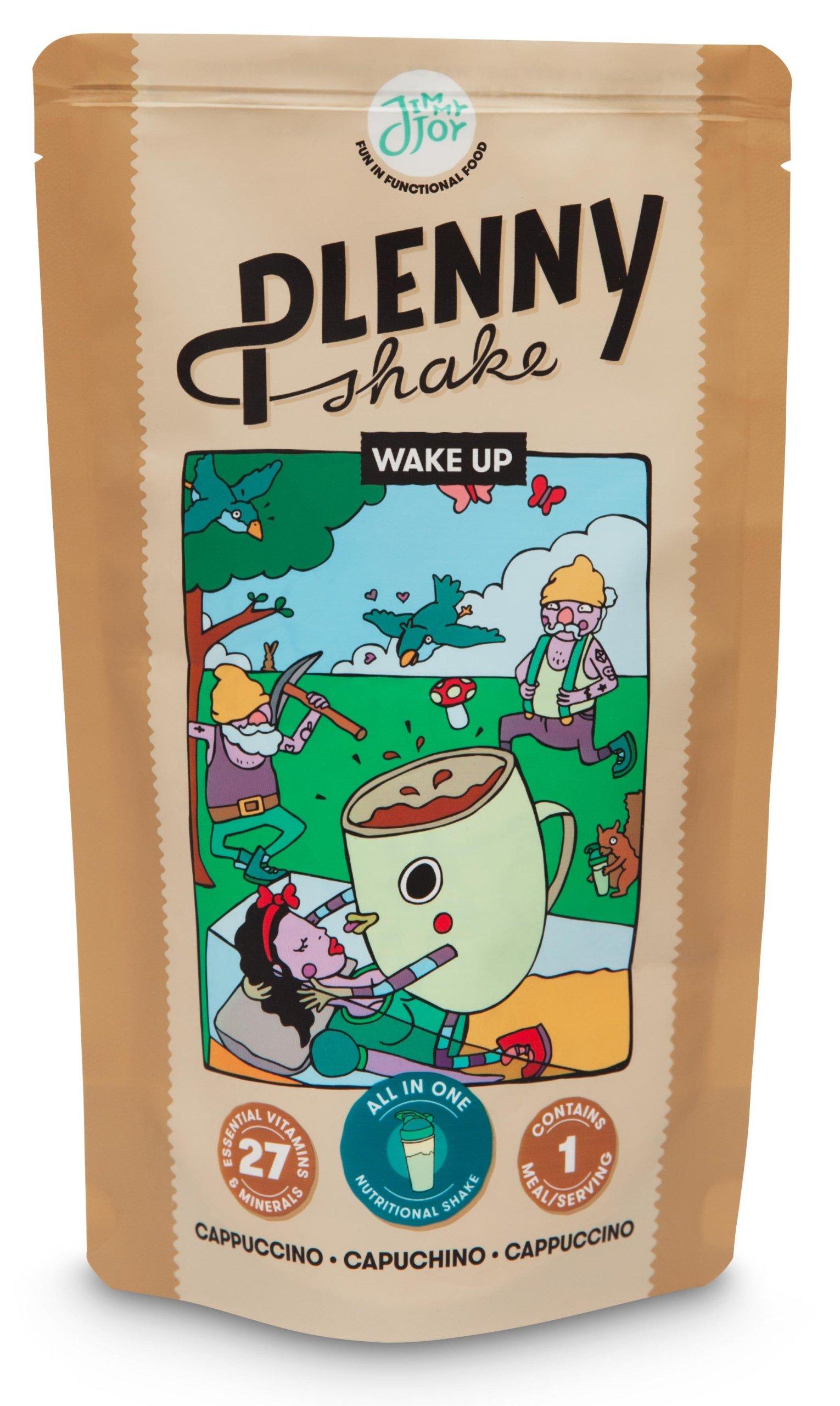 Plenny Shake Wake Up - szejk.it!