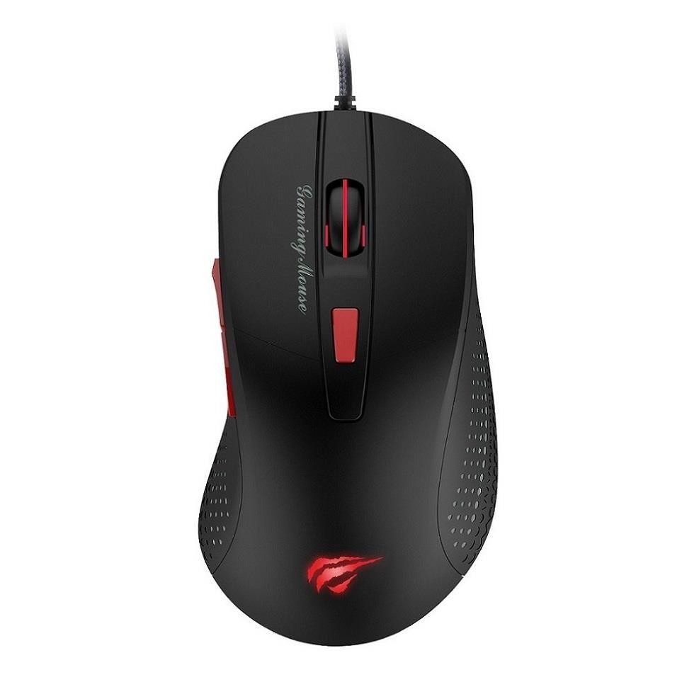 Mysz przewodowa HAVIT HV-MS745 GAMENOTE 2800dpi, 6