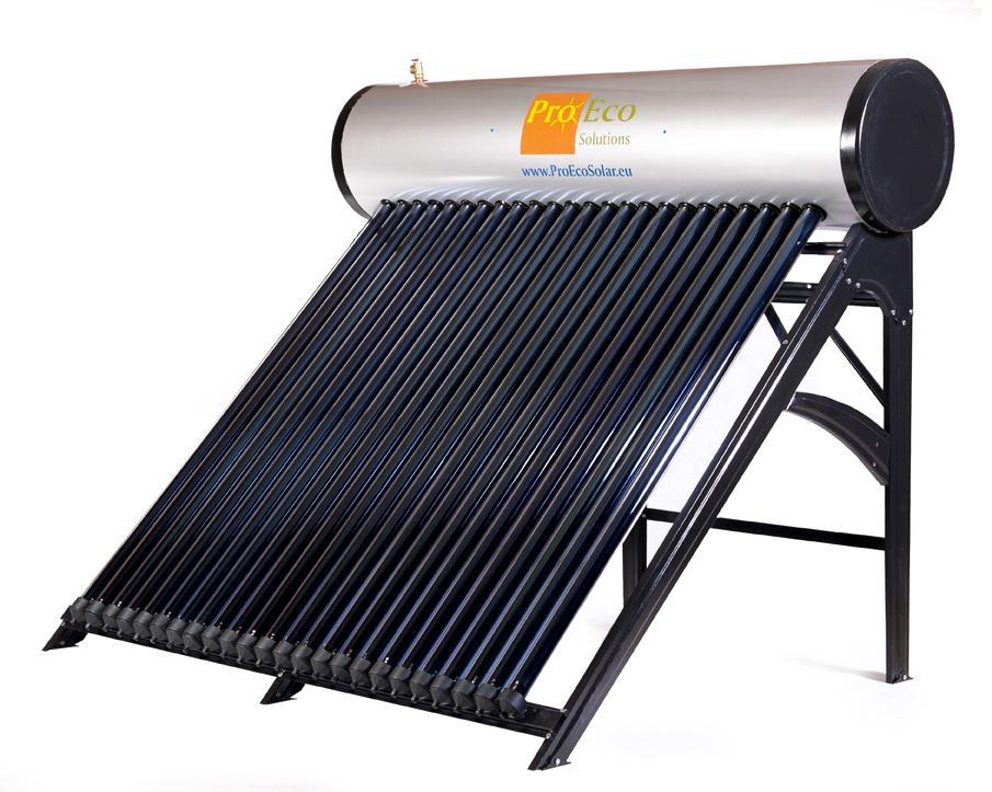 Kolektor Słoneczny podgrzewacz PROECO HP-240 Atest
