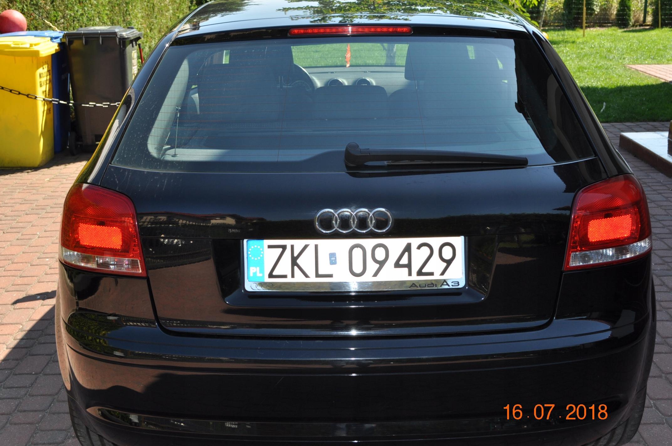 Audi A3 8p 20 Tdi 2003 Rok Nowy Rozrząd Turbo Aku 7458500675
