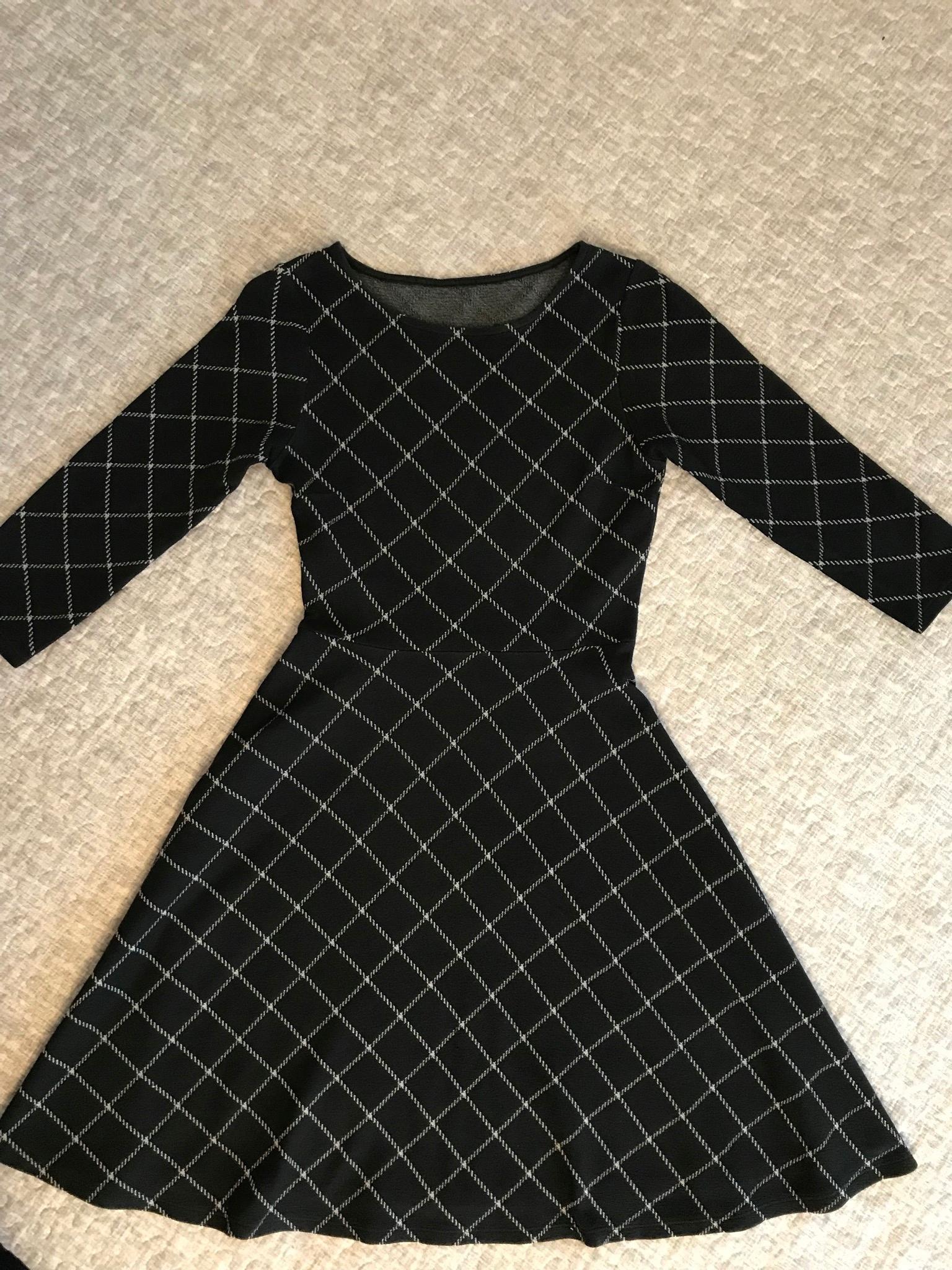93e5bc5d58 Sukienka rozkloszowana Orsay 36-38 kratka - 7701316880 - oficjalne ...