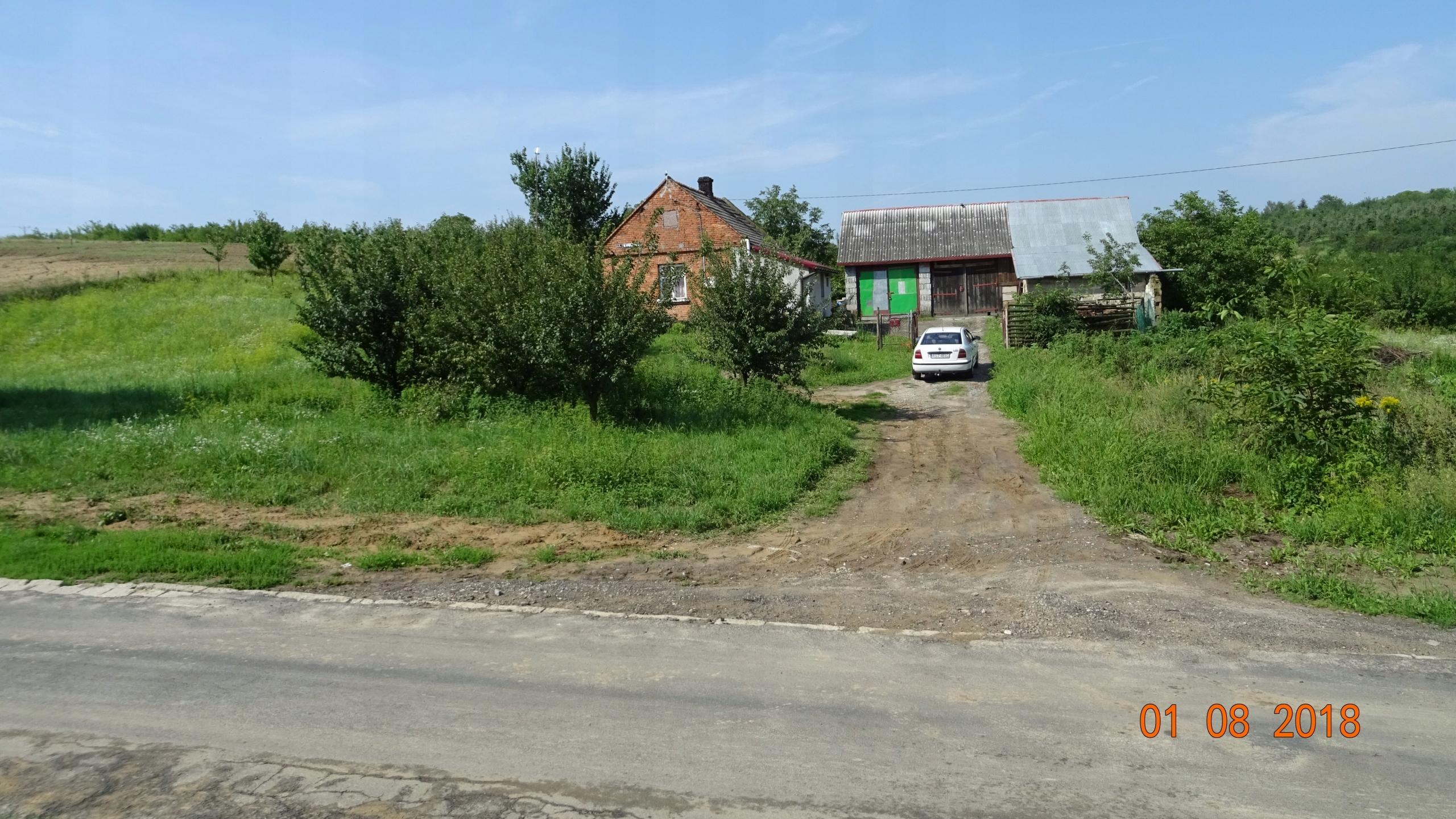 Sprzedam działkę pod zabudowę 0,82 ha - Sandomierz