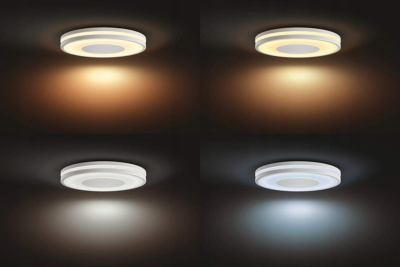 Plafoniera A Led Beign Philips Hue : Oświetlenie sufitowe philips hue being led biała