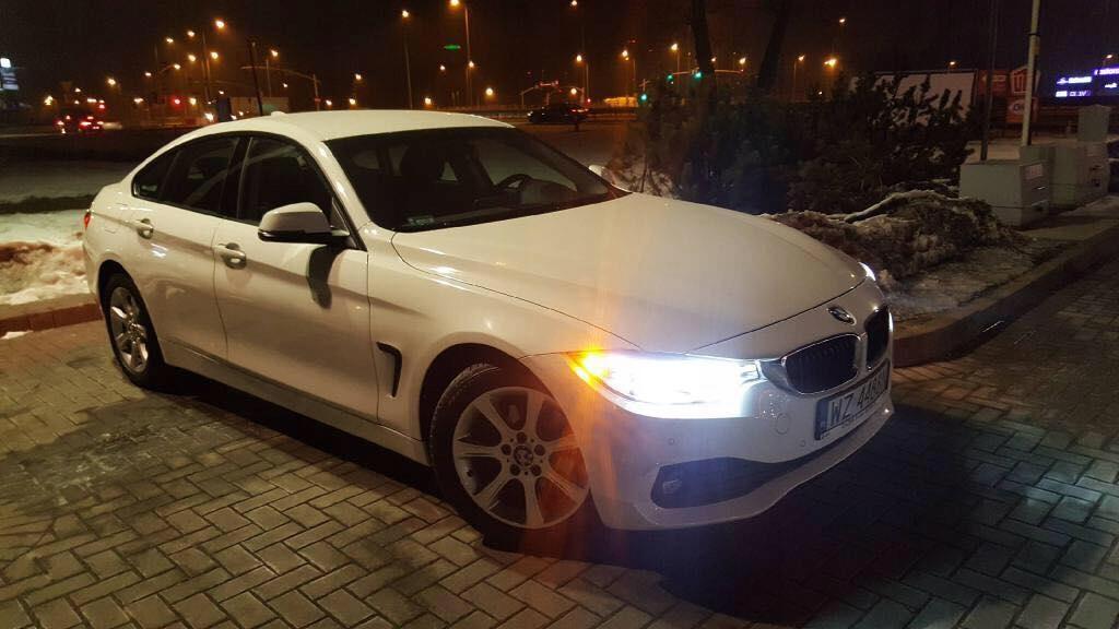 Wynajem BMW 4 Grand Coupe Śląsk