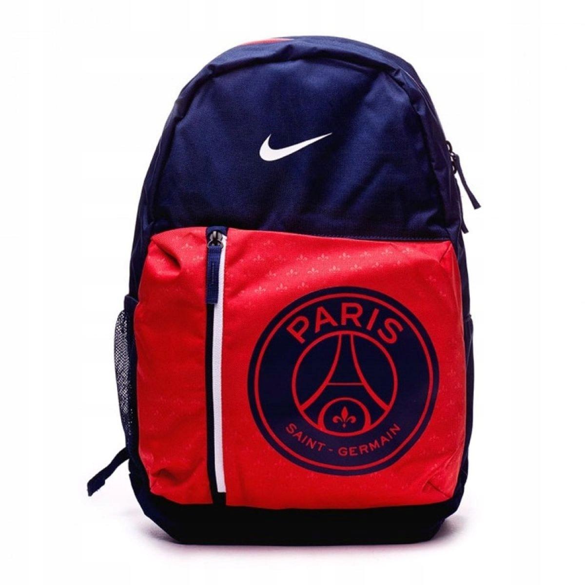 07f9563cb0200 Plecak Nike Y NK Stadium PSG BKPK BA5526-421 - 7517945030 ...