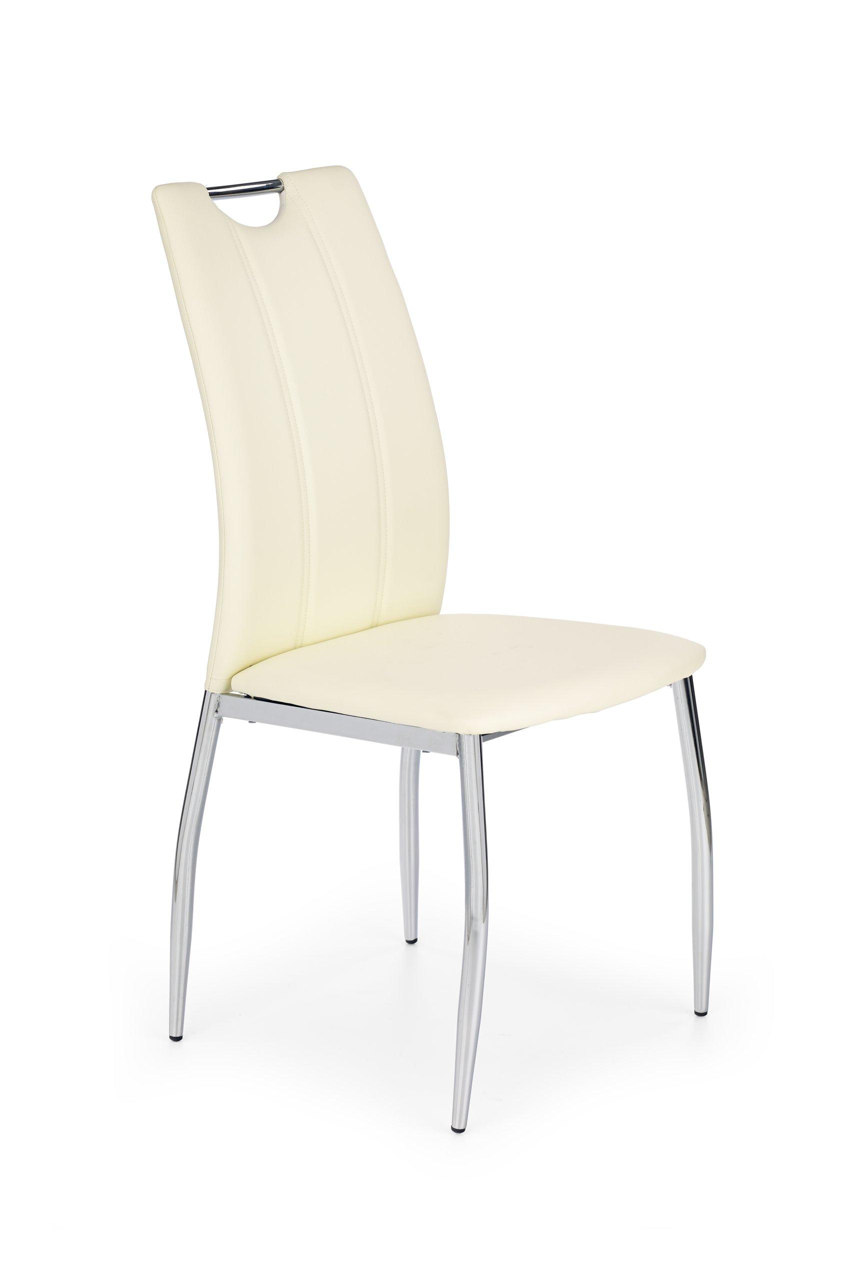 Tanie Krzesło Do Kuchni Salonu K187 Ekoskóra 7400073417