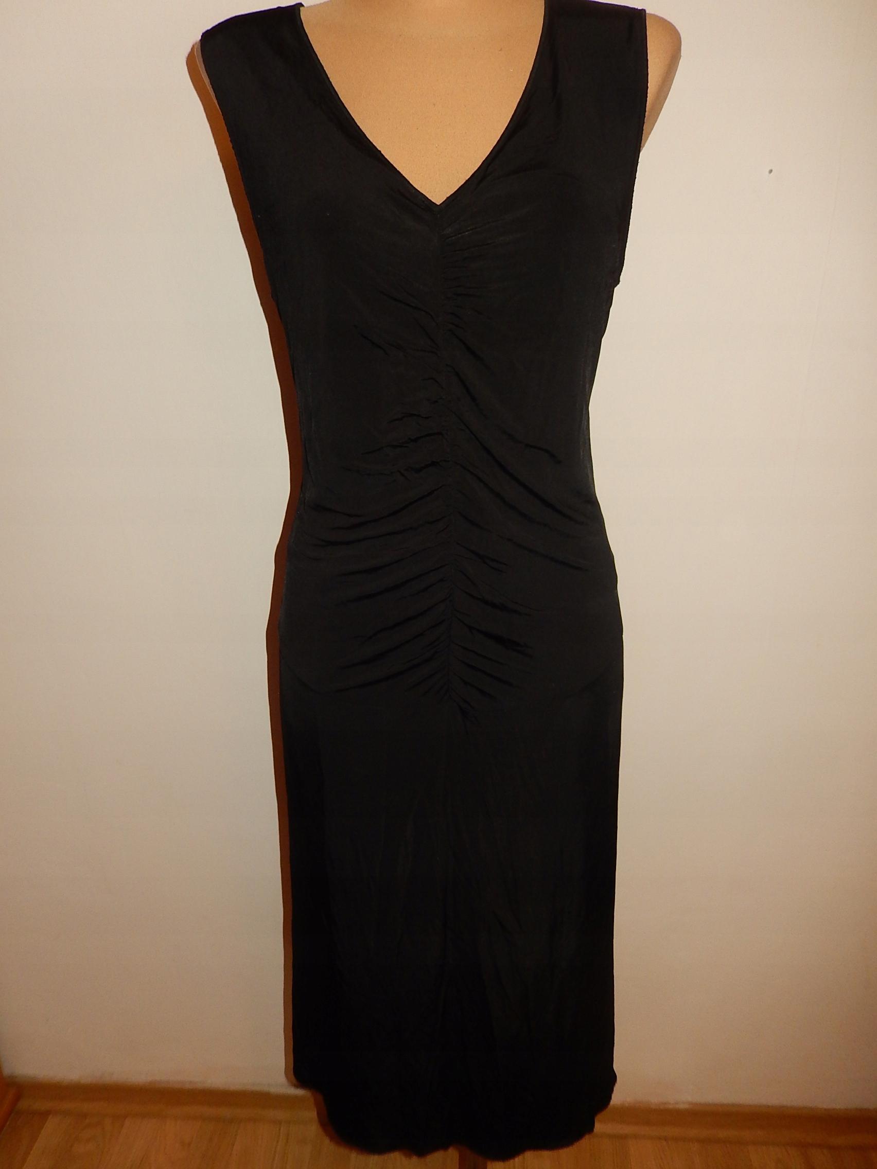60918174d7 H M czarna sukienka r.42 44~falek18 - 7450266758 - oficjalne ...