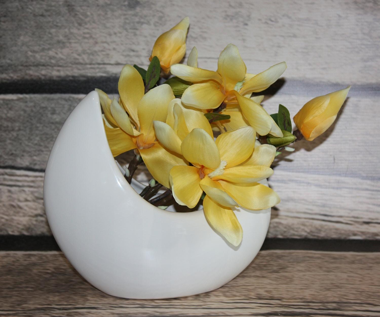 Naczynie Ceramiczne Doniczka Osłonka Ecru Tukan 7436414502