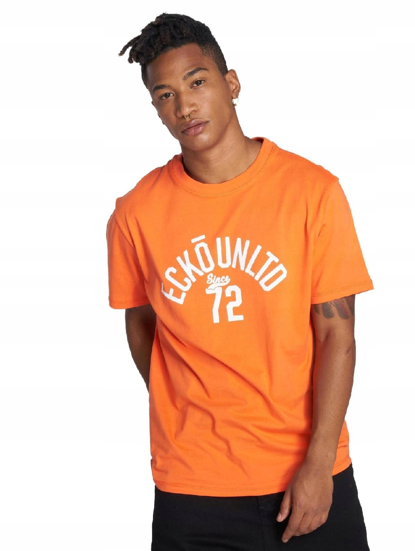 Koszulka Ecko Unltd. Bobby Basic in orange M 7549916902