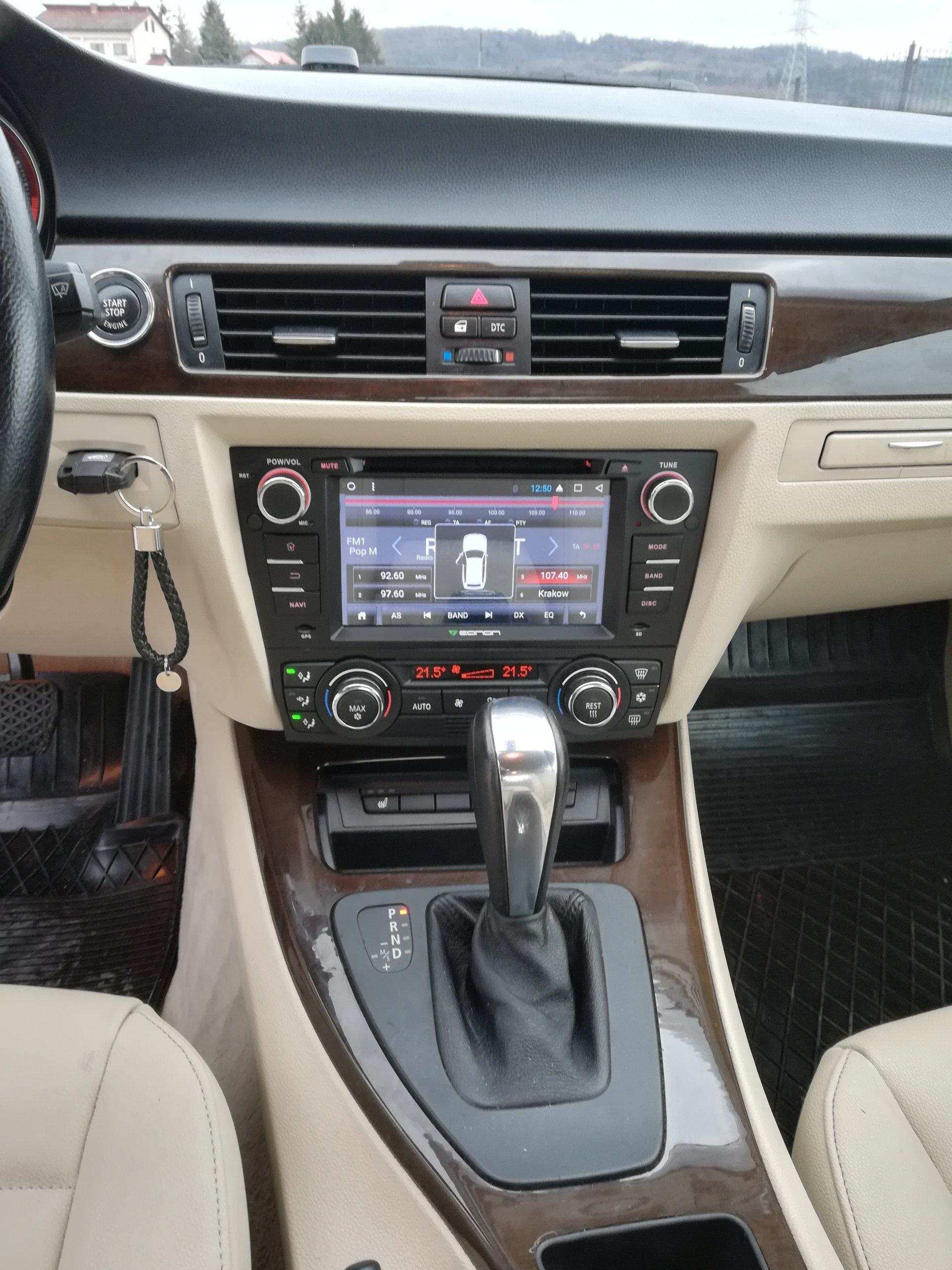 Radio nawigacja bmw e90 e91 e92 EONON android 6 0