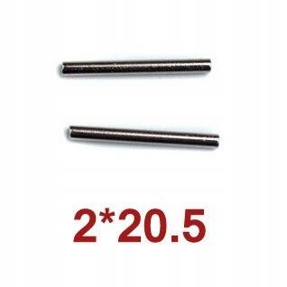 Turn A Shaft 2x20.5 Wl Toys A949-53