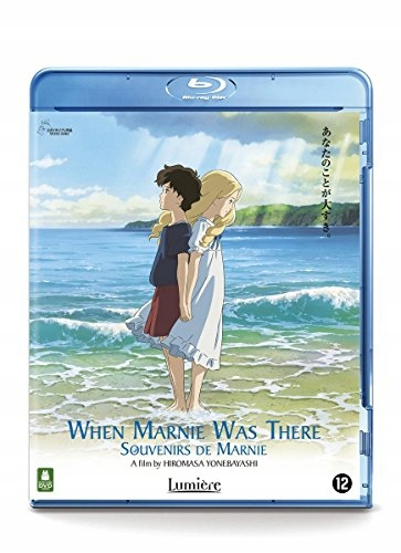 BLU-RAY Animation - When Marnie Was There A Studio