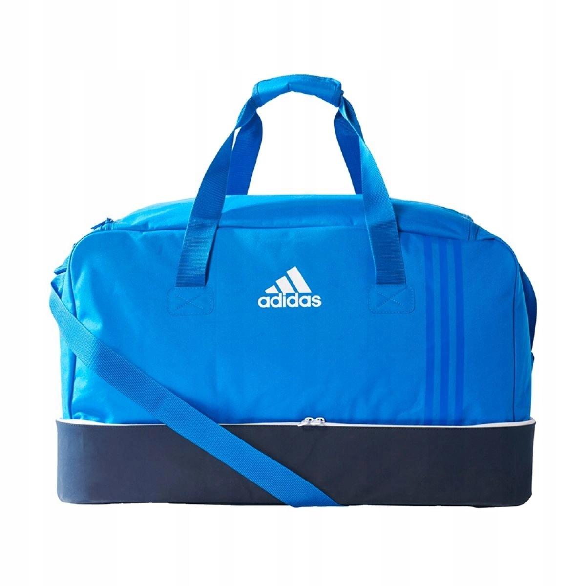 39ca45527b824 Torba adidas Tiro 17 Team Bag L BS4755 niebieski - 7459584529 ...