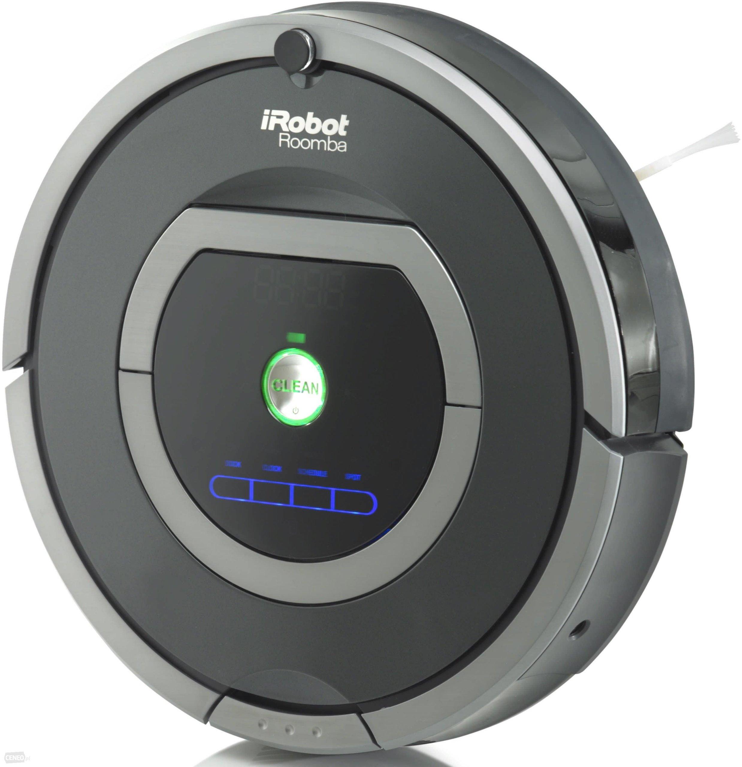 ROBOT SPRZĄTAJĄCY ODKURZACZ iRobot Roomba 780 - 7153191098