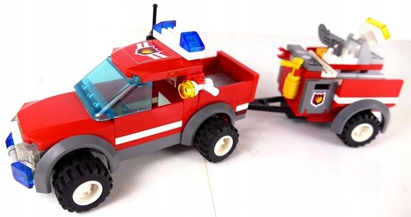 8semka Lego City 7942 Straż Pożarna 7507401537 Oficjalne