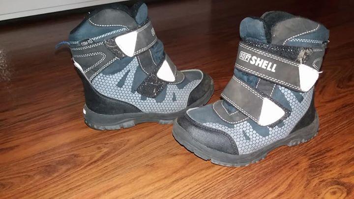 5037df4e Ciepłe buty zimowe chłopięce rozm. 29 - 7018477866 - oficjalne ...