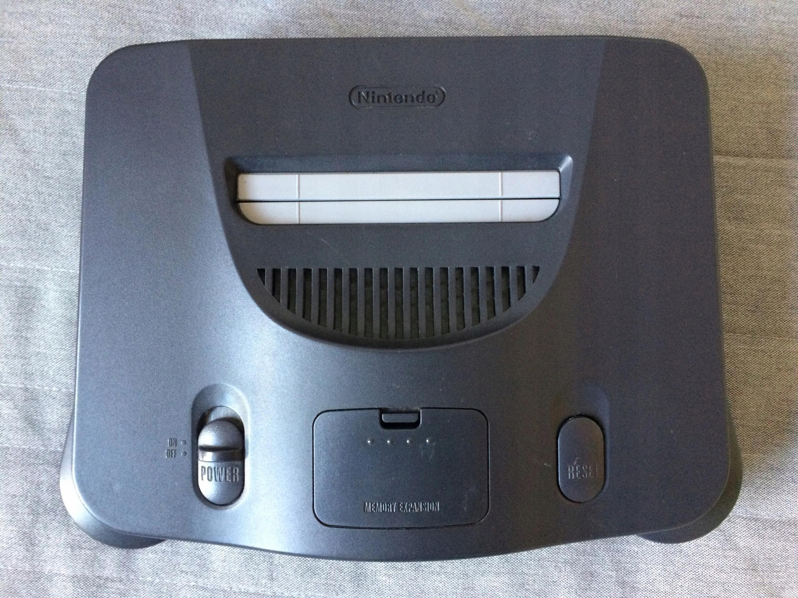 Nintendo 64 / N64 - PAL - Kraków