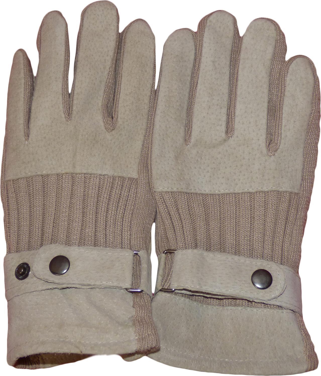 Rękawiczki DAMSKIE zamszowe ZIMA Jesień 2017