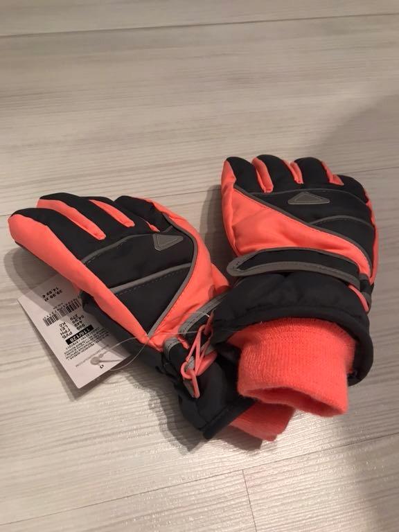 Rękawiczki narciarskie Cool Club Nowe 116/128