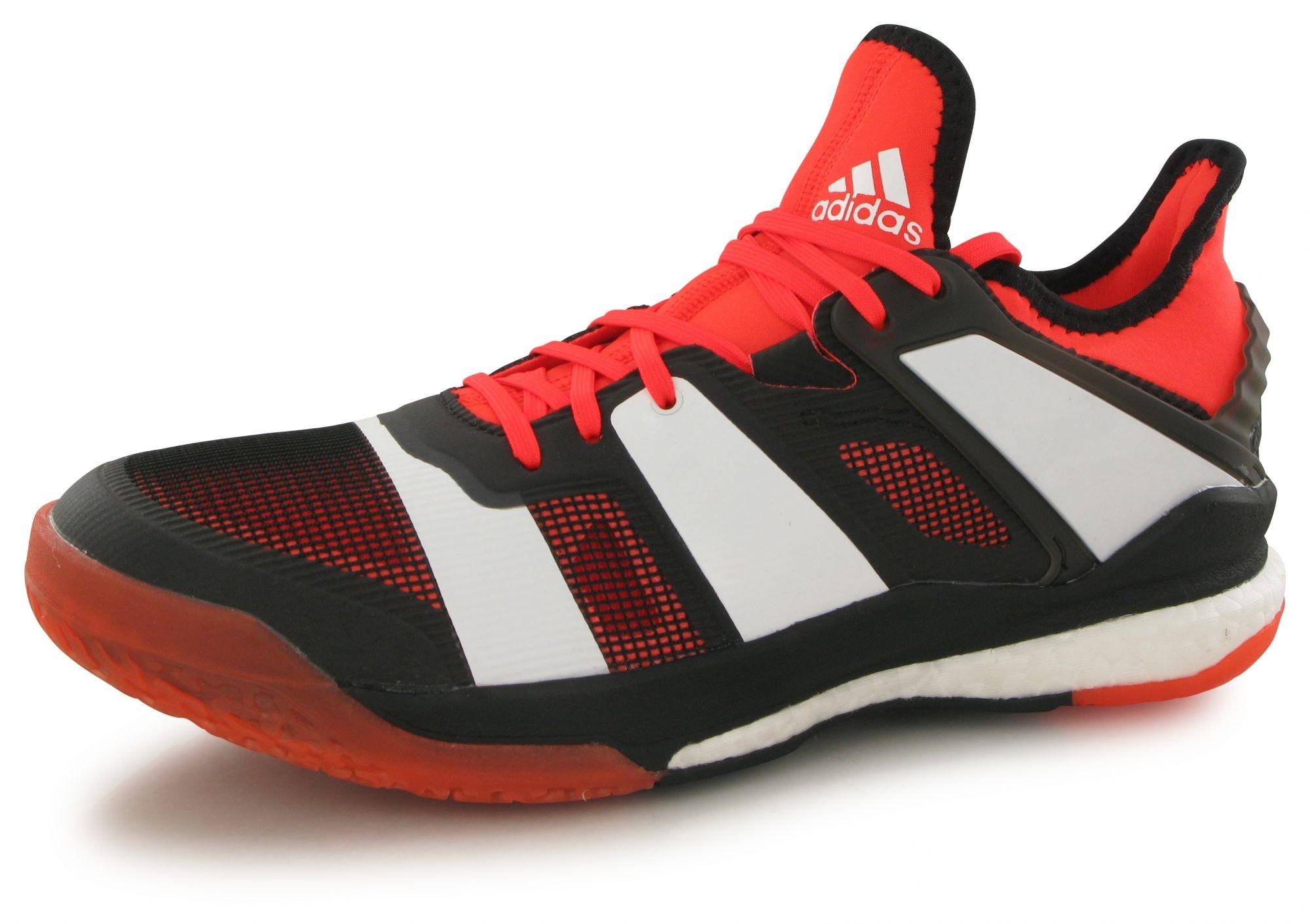 najlepsza strona internetowa gorące wyprzedaże Nowa lista Buty piłka ręczna Adidas Stabil X Red BY2521 - 44 ...