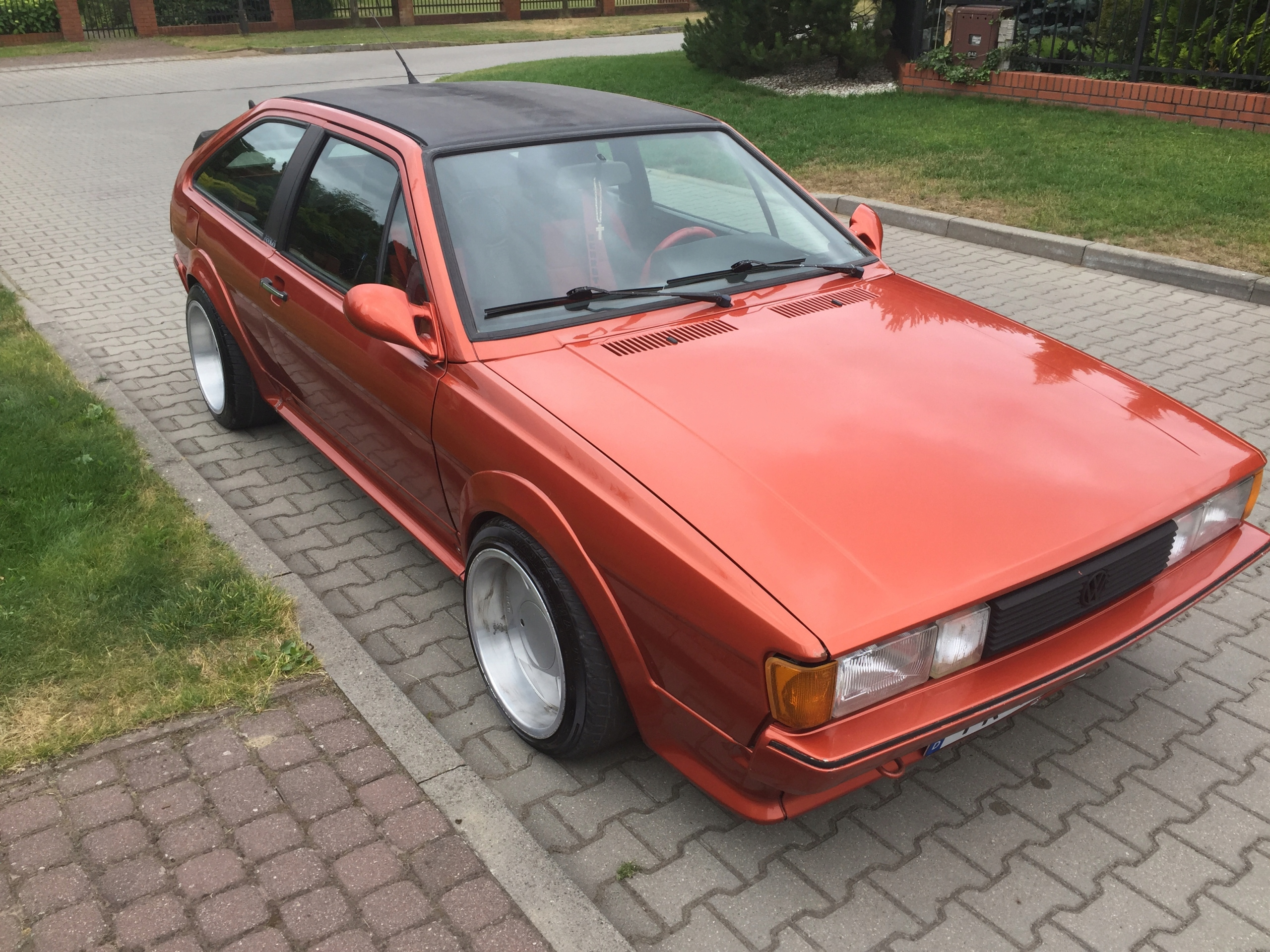VW SIROCCO 1.8 1988 ROK OKAZJA !!!!!