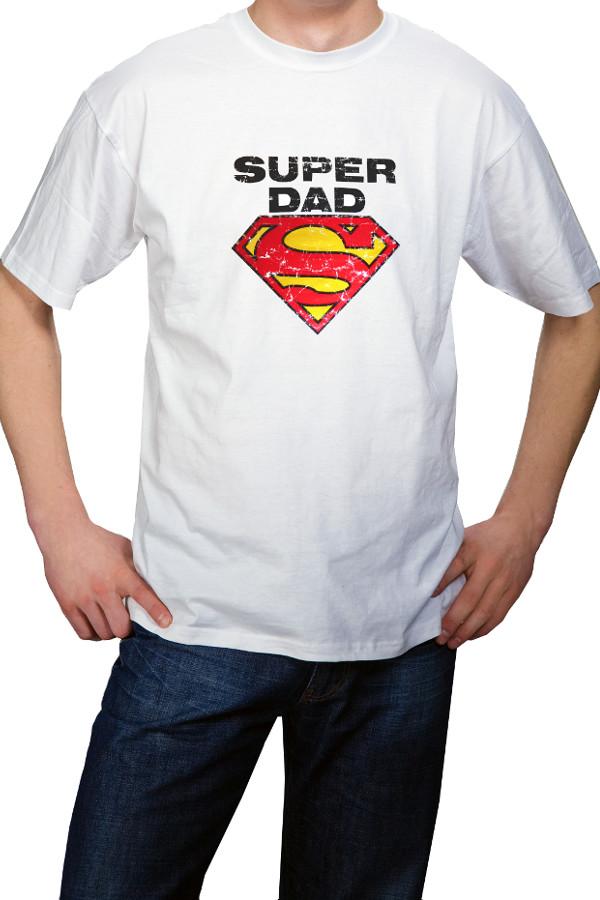 795877233318 T-shirt dla taty koszulka Super Dad XXL - MY TUMMY - 6855116494 ...