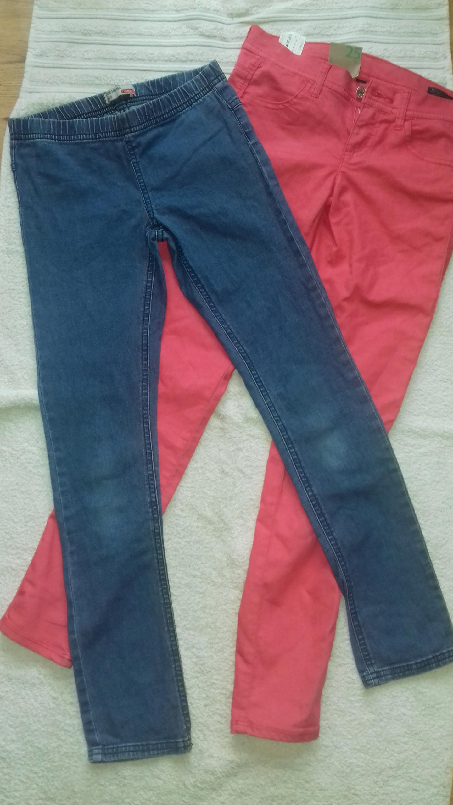 6a90ad8d279429 Name it 2x spodnie dziewczęce stylowe 146-152 - 7675146142 ...