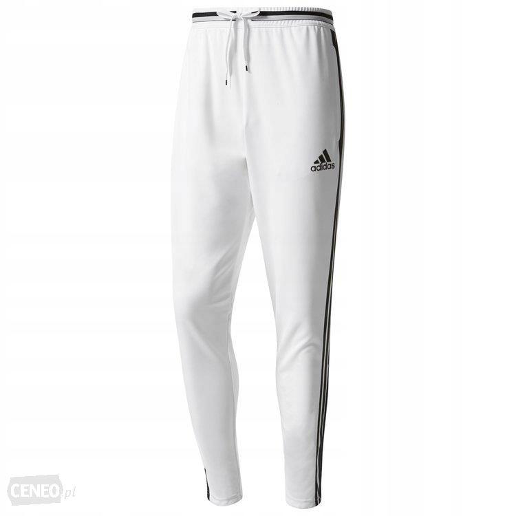 zegarek Darmowa dostawa podgląd spodnie dresowe Adidas Condivo 16 AN9849 białe - 7380853490 ...