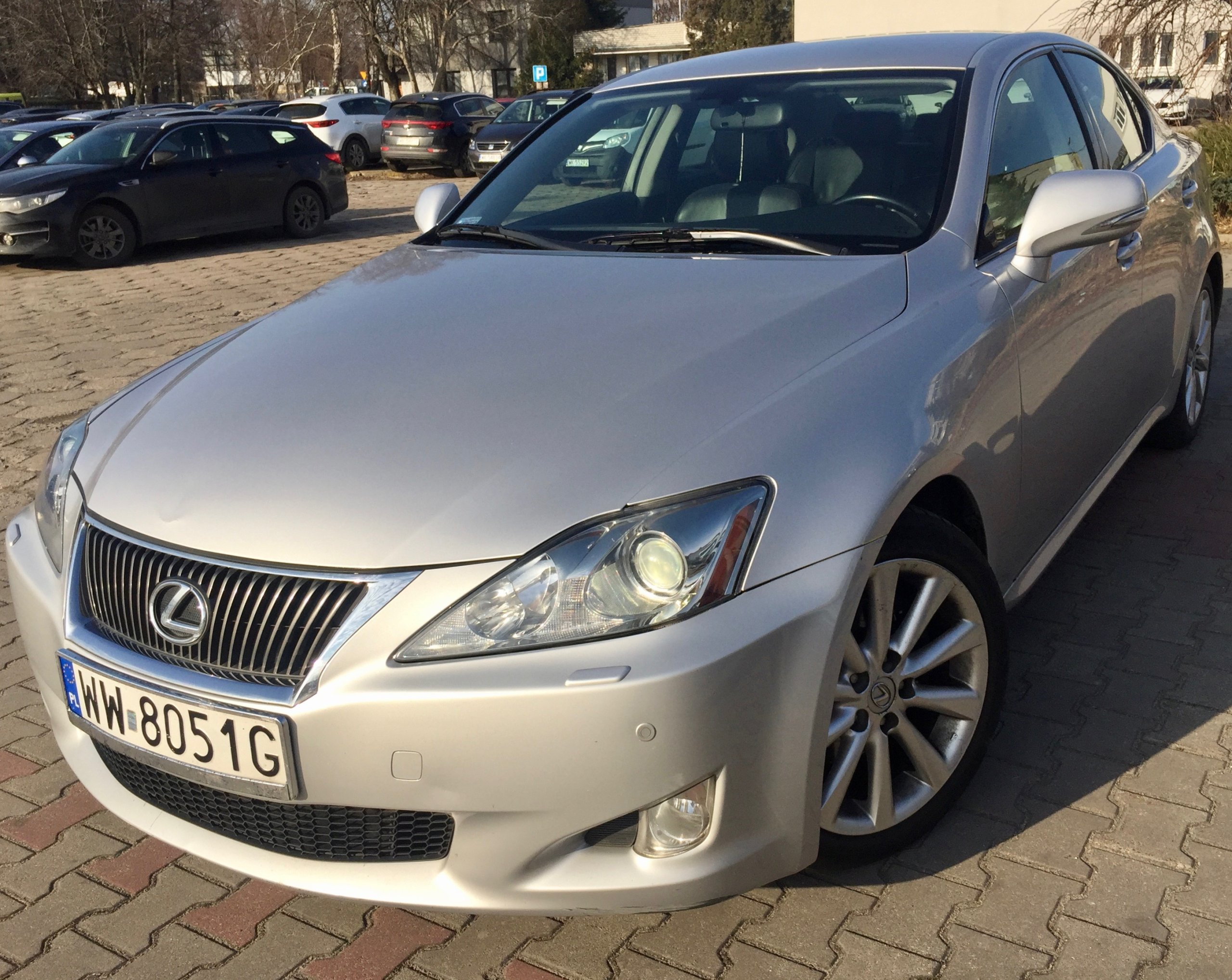 fd116571a3 Lexus is 250 PRESTIGE Salon Polska 2009r - 7232819924 - oficjalne ...