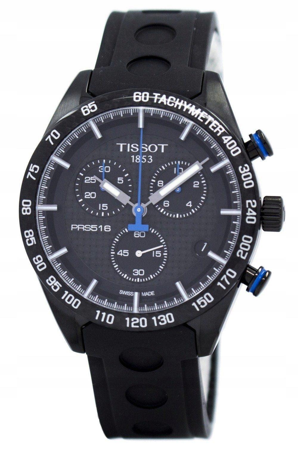 Męski zegarek TISSOT T100.417.37.201.00