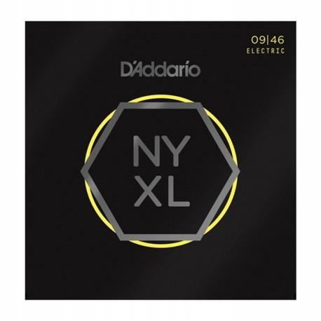 D'Addario NYXL Nickel Wound 09-46 Made in USA